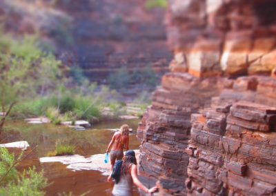 Karijini exploring _ wholesome life retreats