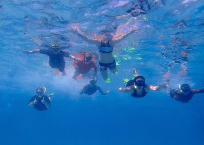 underwater-snorkling _ wholesome life retreats