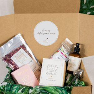 Retreat Box for her